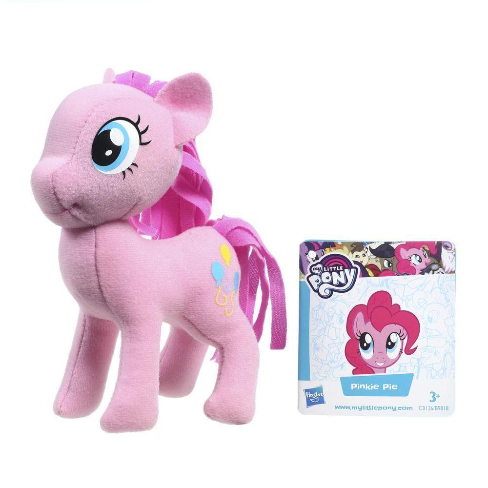 Мягкая игрушка Май литл пони Пинки пай 13 см. Оригинал Hasbro C0126/B9818