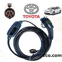 Зарядное устройство для электромобиля Toyota Prius Plug-in Hybrid Duosida J1772-16A