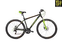 """Велосипед AVANTI SPRINTER 29"""" 2019 черно-зеленый"""