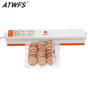 Вакууматор Atwfs 220 В. Вакуумный упаковщик бытовой