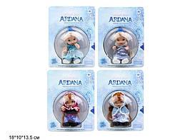 "KMA350 Кукла-пупс Ardana 12см  ""Холодное сердце"" 4в.лист 18*10*13,5 /144/"