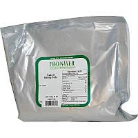 Чистая пищевая, питьевая сода Frontier Natural Products, США, 453 г
