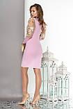 Чарівне ошатне плаття з вишивкою 44-50р, фото 3