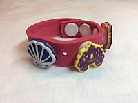 Производство силиконовых браслетов с кнопками оптом, фото 1