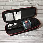 Портативный караоке микрофон Charger V8 Black с чехлом, фото 2