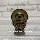 Портативный караоке микрофон Charger V8 Black с чехлом, фото 5