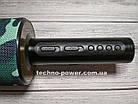Портативный караоке микрофон Charger V8 Black с чехлом, фото 4