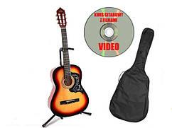 Гітара класична + ЧОХОЛ !!!