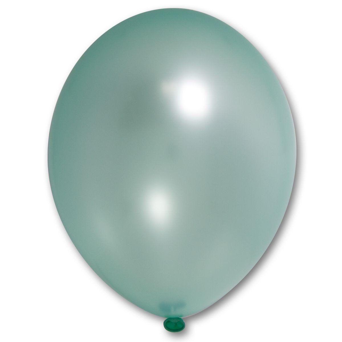"""Шар 12"""" BELBAL-ББ металлик 074 светло-зеленый"""
