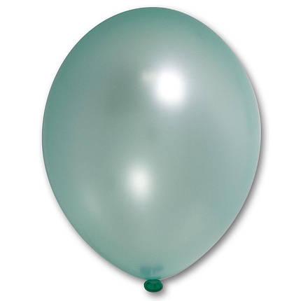 Шар BELBAL (Белбал) В 105/074 Металлик светло-зеленый, фото 2