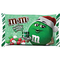 M&M's holiday Mint