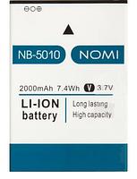 Аккумулятор (Батарея) для Nomi NB-5010 i5010 (2000 mAh) Оригинал