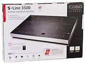 Двойная индукционная плита S-LINE 3500, фото 2