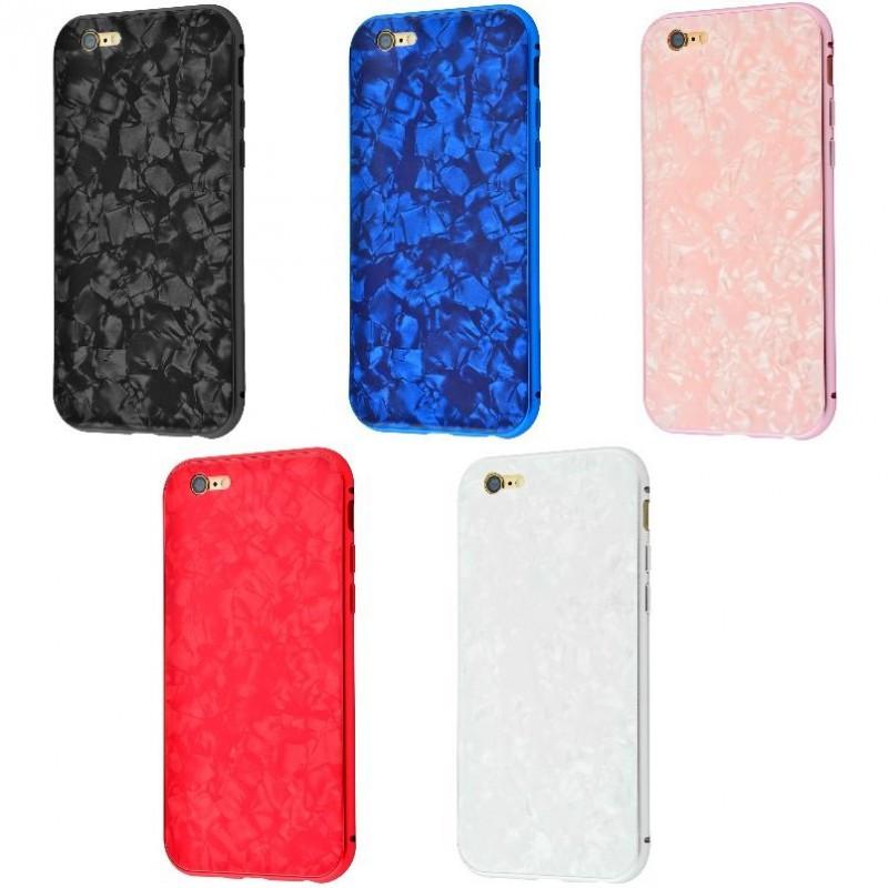the best attitude 6b295 16cba Чехол Magnette glass case Full 360 Jelly Eye series для Apple iPhone 6 (5  видов) | Case24.com.ua