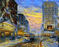 Рисование по номерам 40×50 см. Атланта 1939 Художник Роберт Файнэл, фото 1