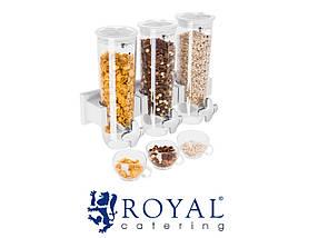 Диспенсер для лепестков - 3 х 1,5 литра ROYAL