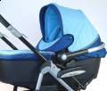 Прогулочная детская коляска LEKKI TERRANO, фото 2