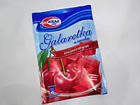 Желе Galaretka Kraf Pak вишневое 70 г