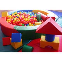 Детская игровая комната до 20 кв.м