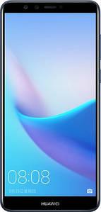 Huawei Enjoy 8 4/64 (Black) IPS:5.99 3/32GB 2.5D Стекло Snapdragon 450