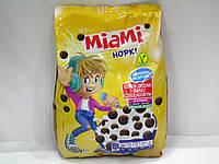 Злаковые шоколадные шарики Miami Hopki 500 г