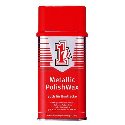 Полироль Einszett Metallic для обработки новых поверхностей