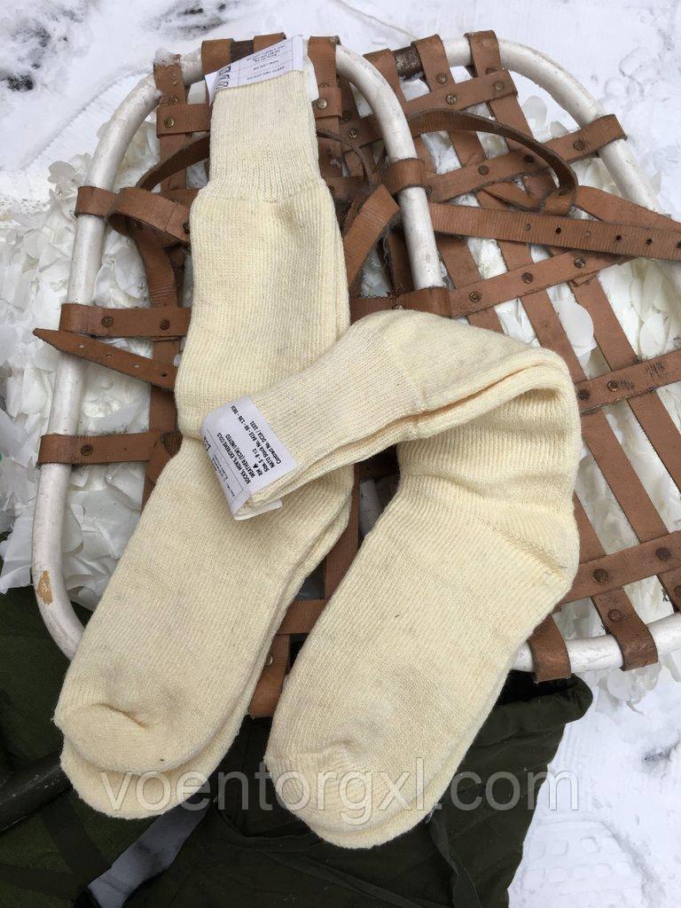 Армейские Термоноски Extreme Cold Weather (белый) шерсть/нейлон. Оригинал Британия.