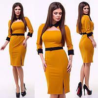 Платье / креп-дайвинг / Украина 15-629, фото 1