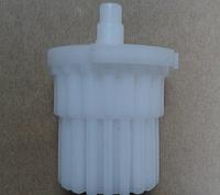 Втулка блоку управління пічки Ланос (валик шестерня) вибору режимів 159246