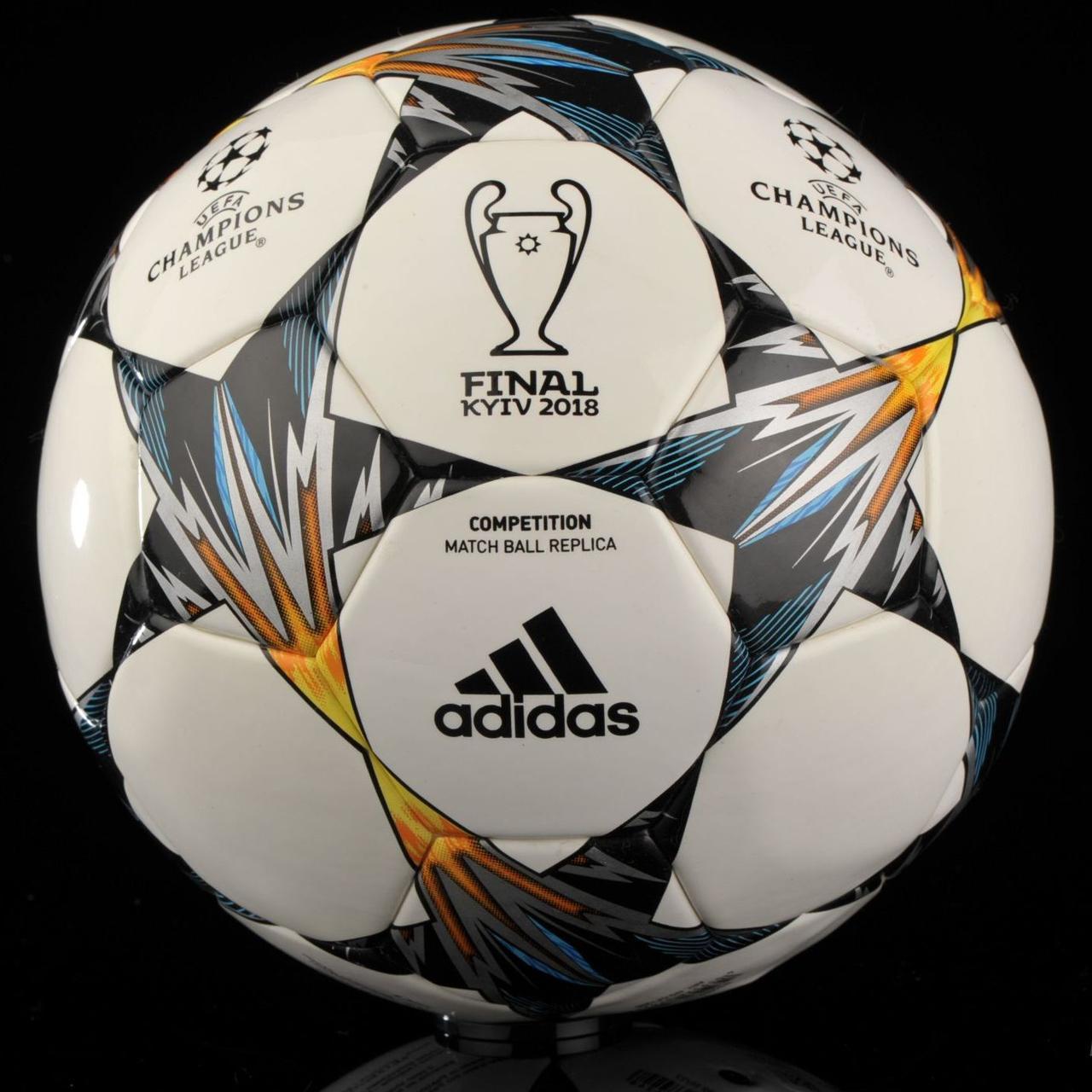 Мяч футбольный Adidas Finale Kyiv Competition