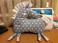 Игрушка - подушка Единорог Лейла для малышей из Волшебного Королевства Маленького Единорога / ns - 05
