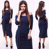 Платье / ангора / Украина 15-632