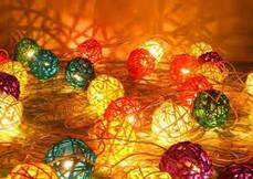 Светодиодные Гирлянды, Праздничные, Новогодные