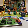 Игровой набор «Три кота» в школе и набором рисуй светом А5 HM-182, фото 3
