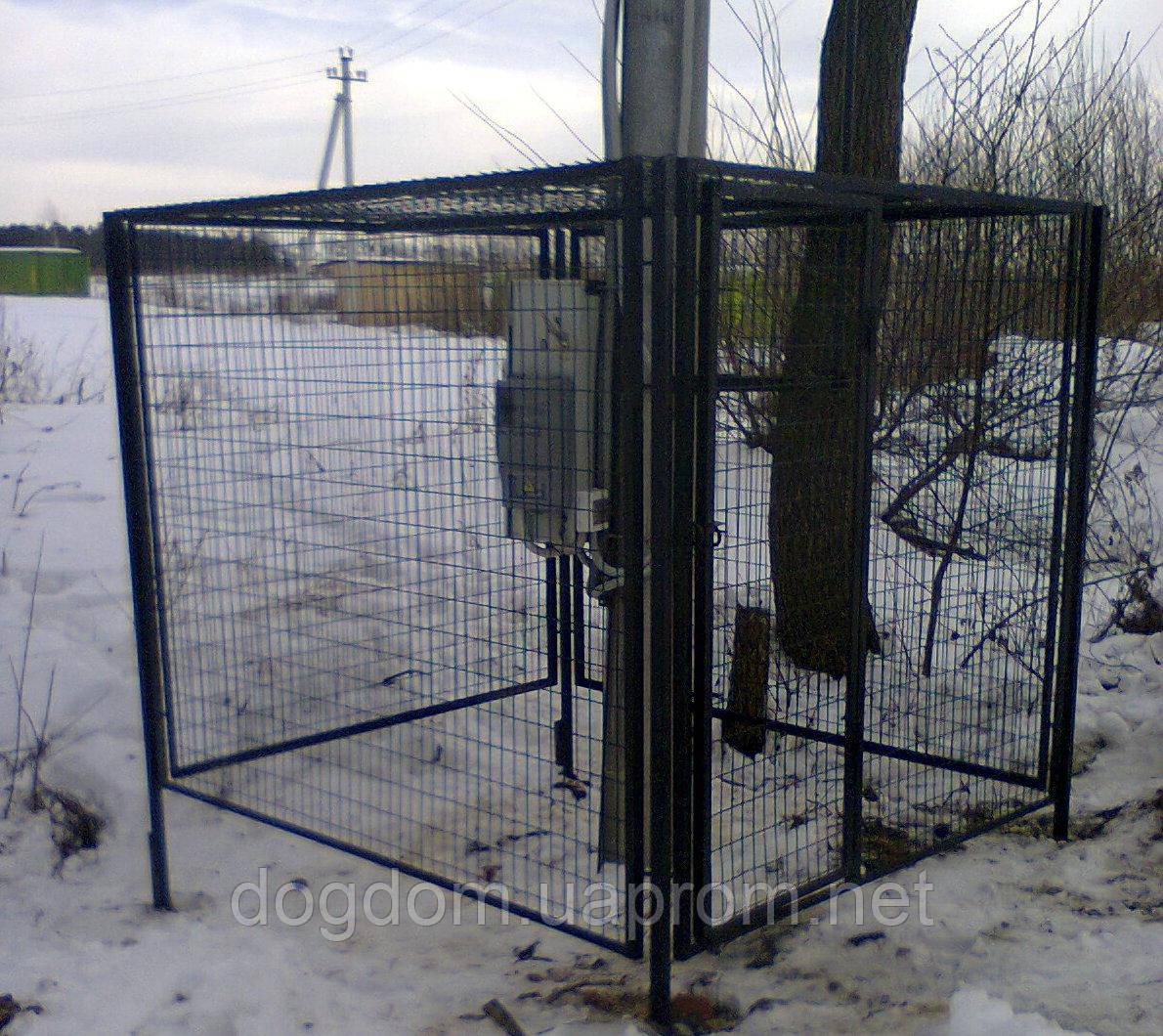 Металлическое ограждение. Киев.