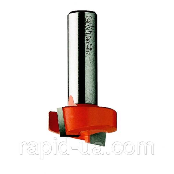 Фреза для выборки паза d6 D16 L54 h19 СМТ 701.160.11 под петли