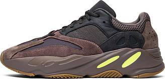 Мужские кроссовки Adidas Yeezy Runner Boost 700 Mauve (адидас изи буст 700, серые)