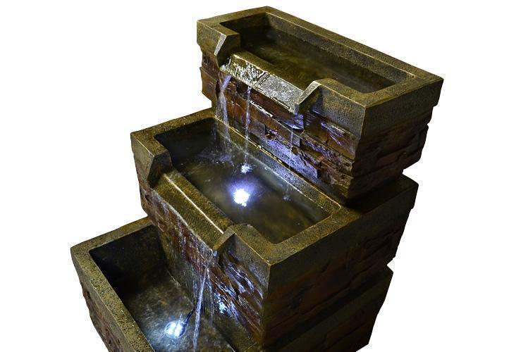 Декоративный предмет CASCADE GARDEN LED