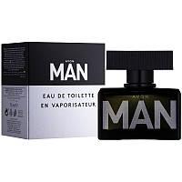 """Туалетная вода для мужчин Avon """"Man"""" 75 мл."""