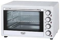 Мини печь электрическая ADLER AD6001 1500W 35L, фото 2