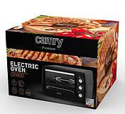 Мини печь электрическая CAMRY 6017 2200W 63L, фото 2