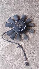 Вентилятор радиатора кондиционера Opel Vectra A, Опель Вектра А 1,7 TD. 90354212.