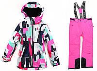Лыжный костюм PINK