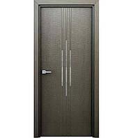 Дверь межкомнатная Сафари ламинированная серая