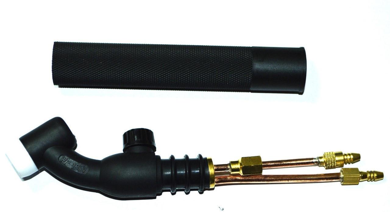 Сварочная головка WP-18FV гнущийся вентильная водяное охлаждение