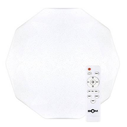 Светильник 50Вт светодиодный SMART SML-R05-50 3000-6000K с пультом, фото 2