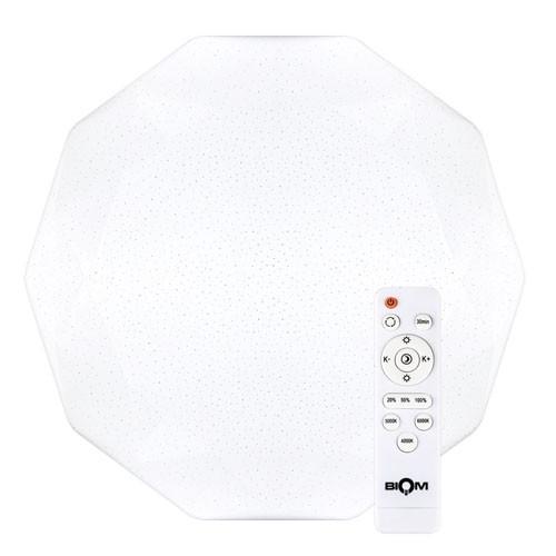 Светильник 80Вт светодиодный SMART SML-R05-80 3000-6000K с пультом