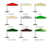 Зонт садовый и пляжный RIO, фото 3
