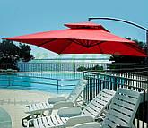 Зонт садовый и пляжный POKROWIEC, фото 3