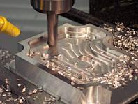 Фрезерные работы по металлу